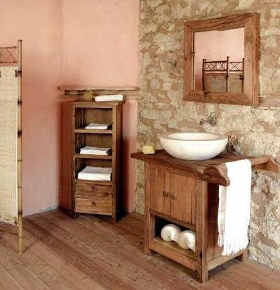 habitacion-rustica | baño | Pinterest | Habitaciones rusticas ...