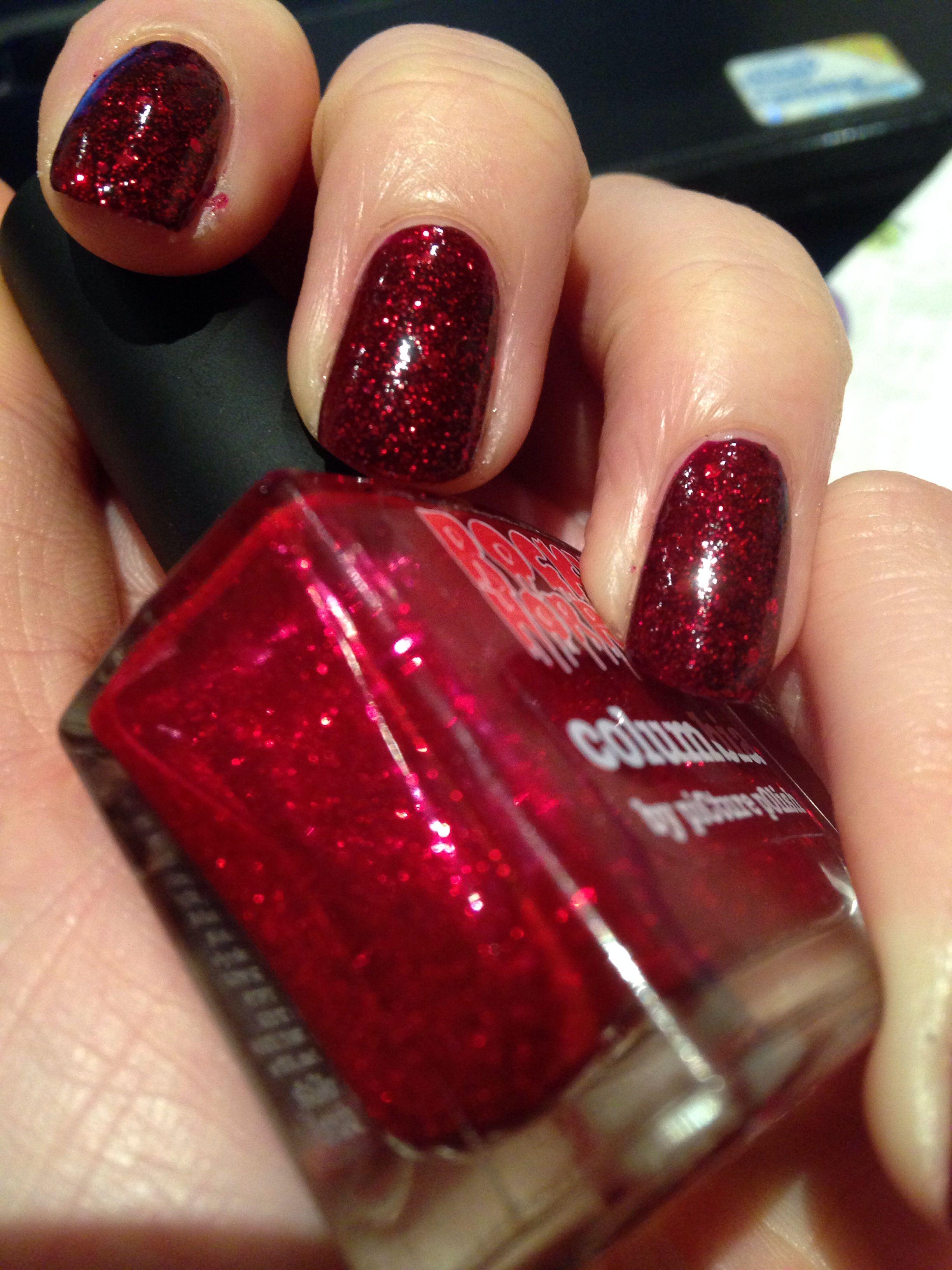 Nails inc Victoria + picture polish Columbia