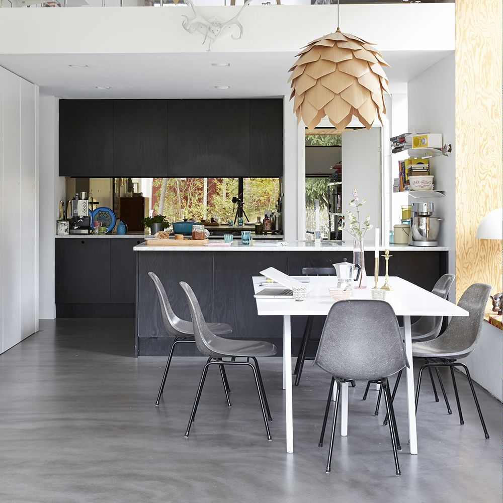 kitchen ideas designs trends pictures and inspiration for 2019 concrete kitchen floor on kitchen flooring ideas id=46018