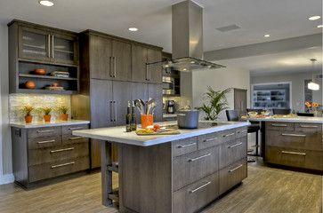 Clean Contemporary Warm Kitchen  Contemporary  Kitchen  San Mesmerizing Kitchen Designers San Diego Decorating Inspiration