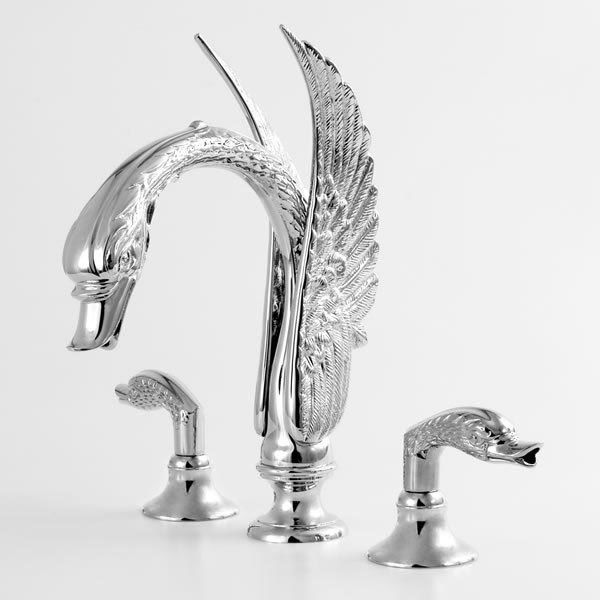 40 Breathtaking and Unique Bathroom Faucets | Faucet and Tubs