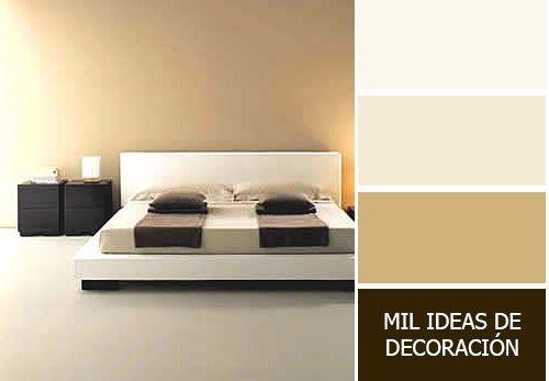 40 Magnficas Combinaciones De Colores Para Pintar El Dormitorio