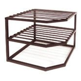 Found it at Wayfair - Corner Kitchen Cabinet Organizer