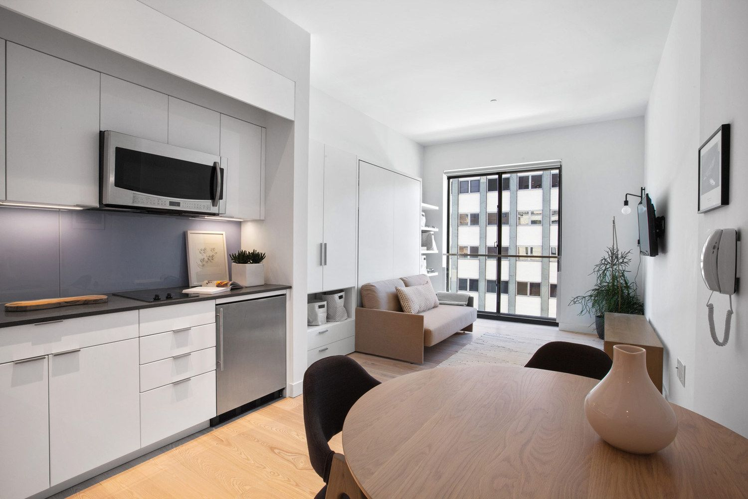 New Apartment Furniture. Gallery Of The Economics Behind New York\u0027s  Micro Apartment