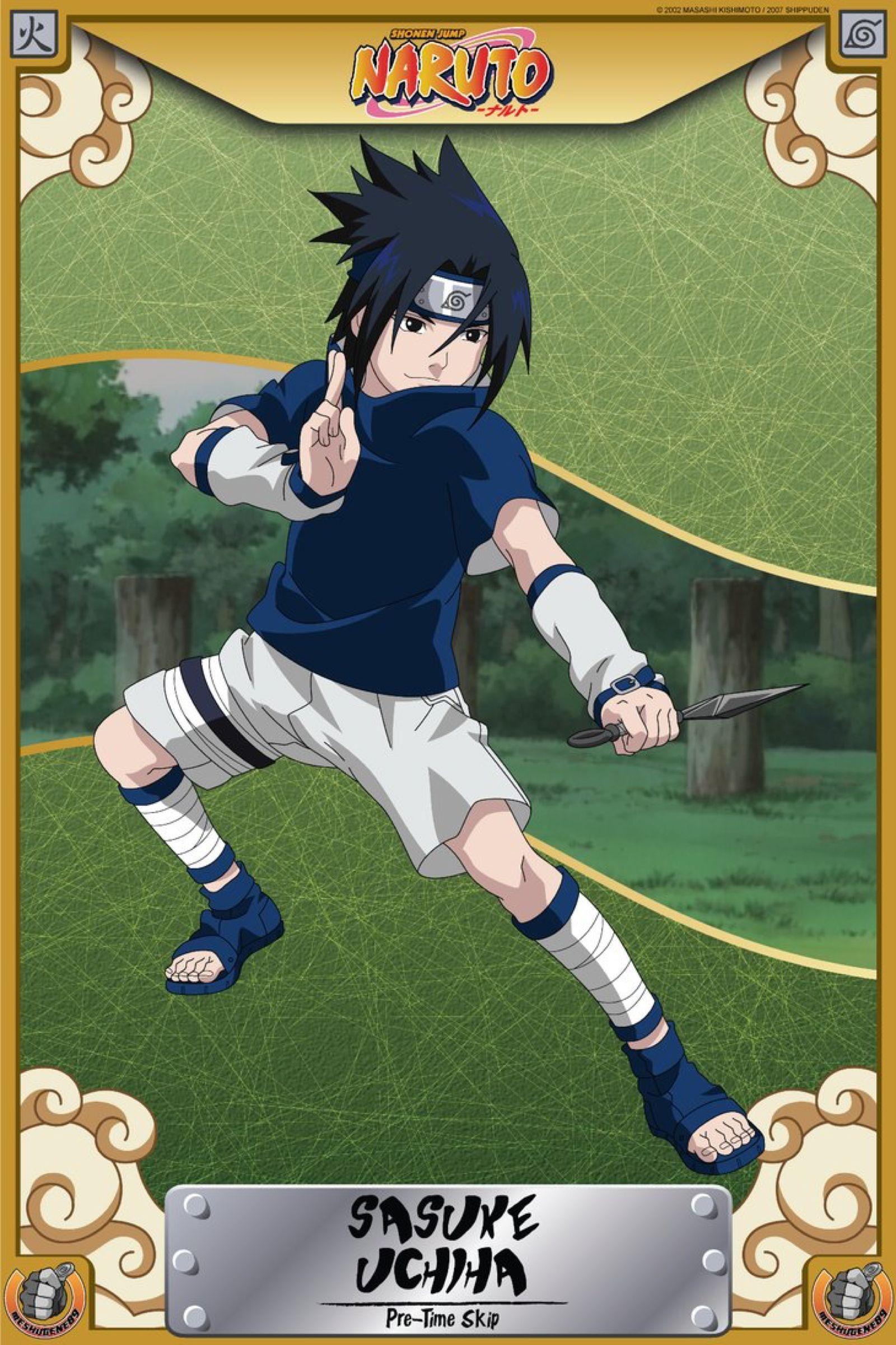 Sasuke Uchiha (PTS) by meshugene89 on DeviantArt | Naruto ...