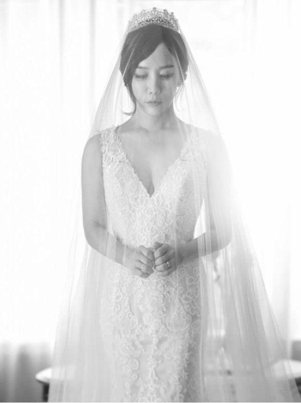 Gag concert kim jun hyun wedding dress