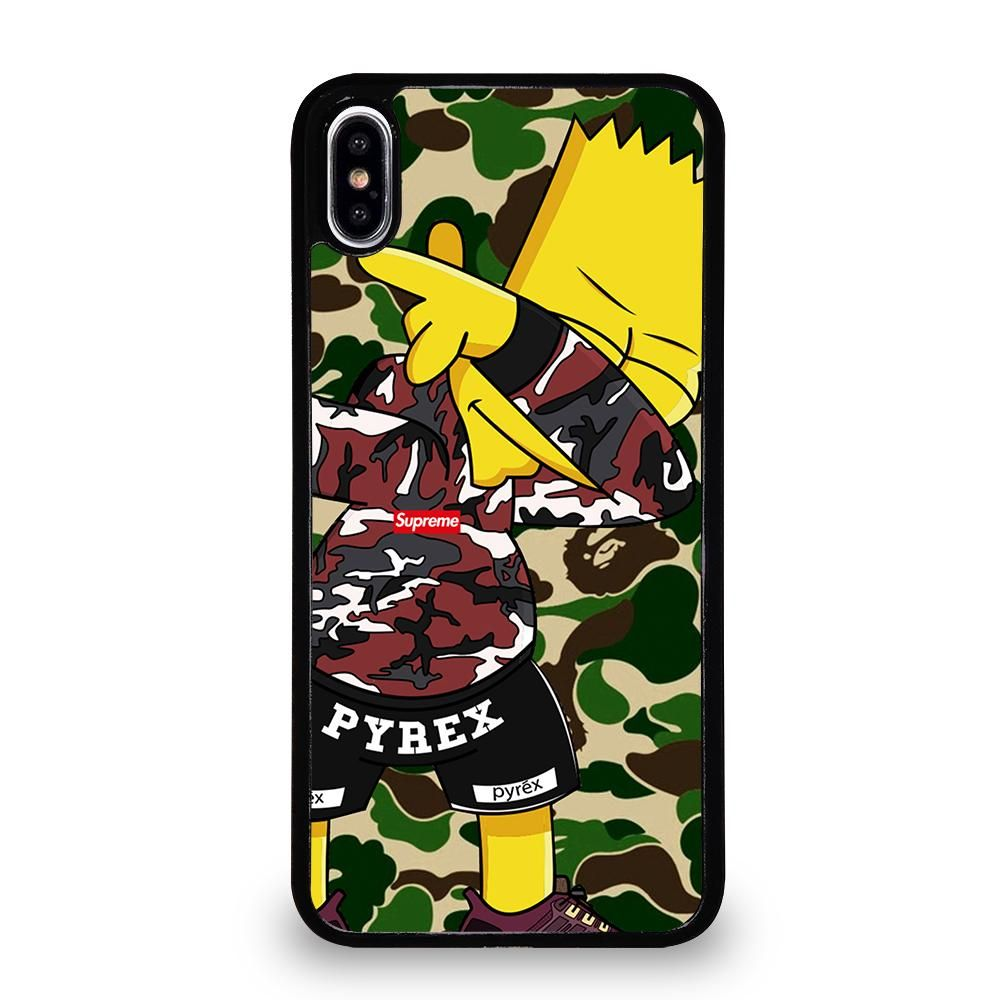 Vendor Teracase Type Iphone Xs Max Case Price 14 90 This Luxury Dab Supreme Bape Ape Iphone Xs Max Case Are Manufactured From Strong Hard Plastic Or Silicon