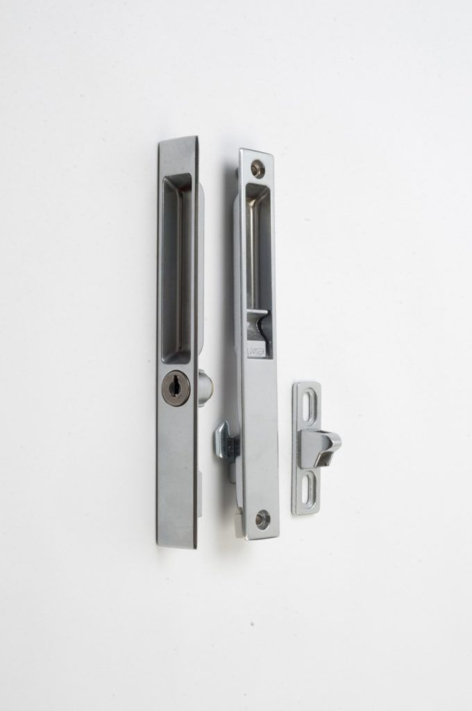 Locking Sliding Glass Door Hardware House Pinterest Glass