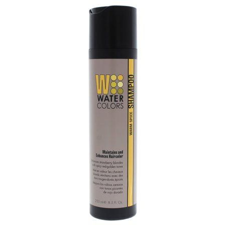 Tressa Watercolors Maintenance Shampoo Warm Spice 8 5 Oz
