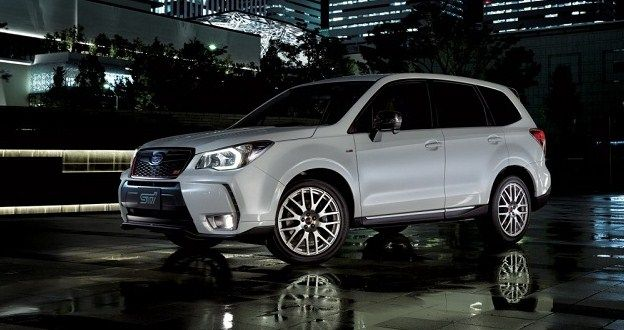 2018 Subaru Forester Redesign