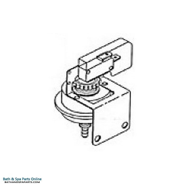 Tecmark Pressure Switch Tdi3064 Spno 3 16 Compression Fitting