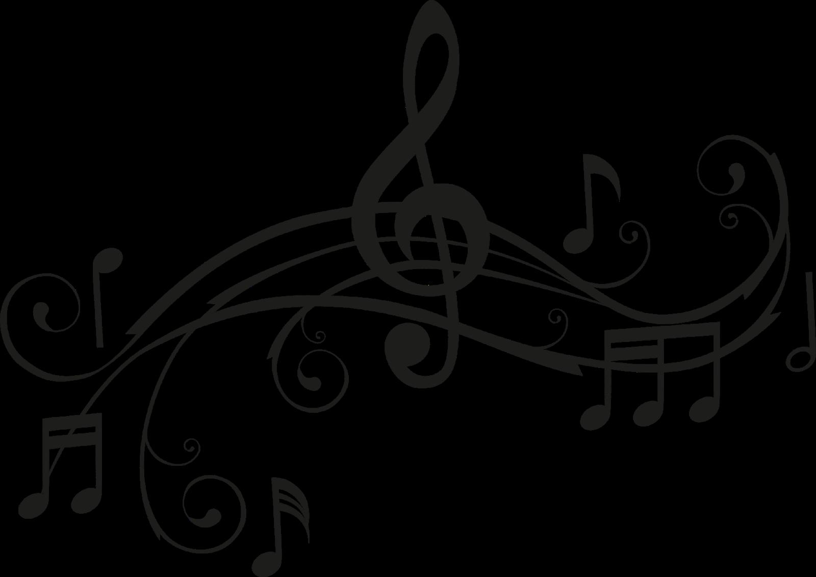 Imagens De Notas Musicas Para Rastrear Png Music Notes Wall Art Word Wall Art Music Notes