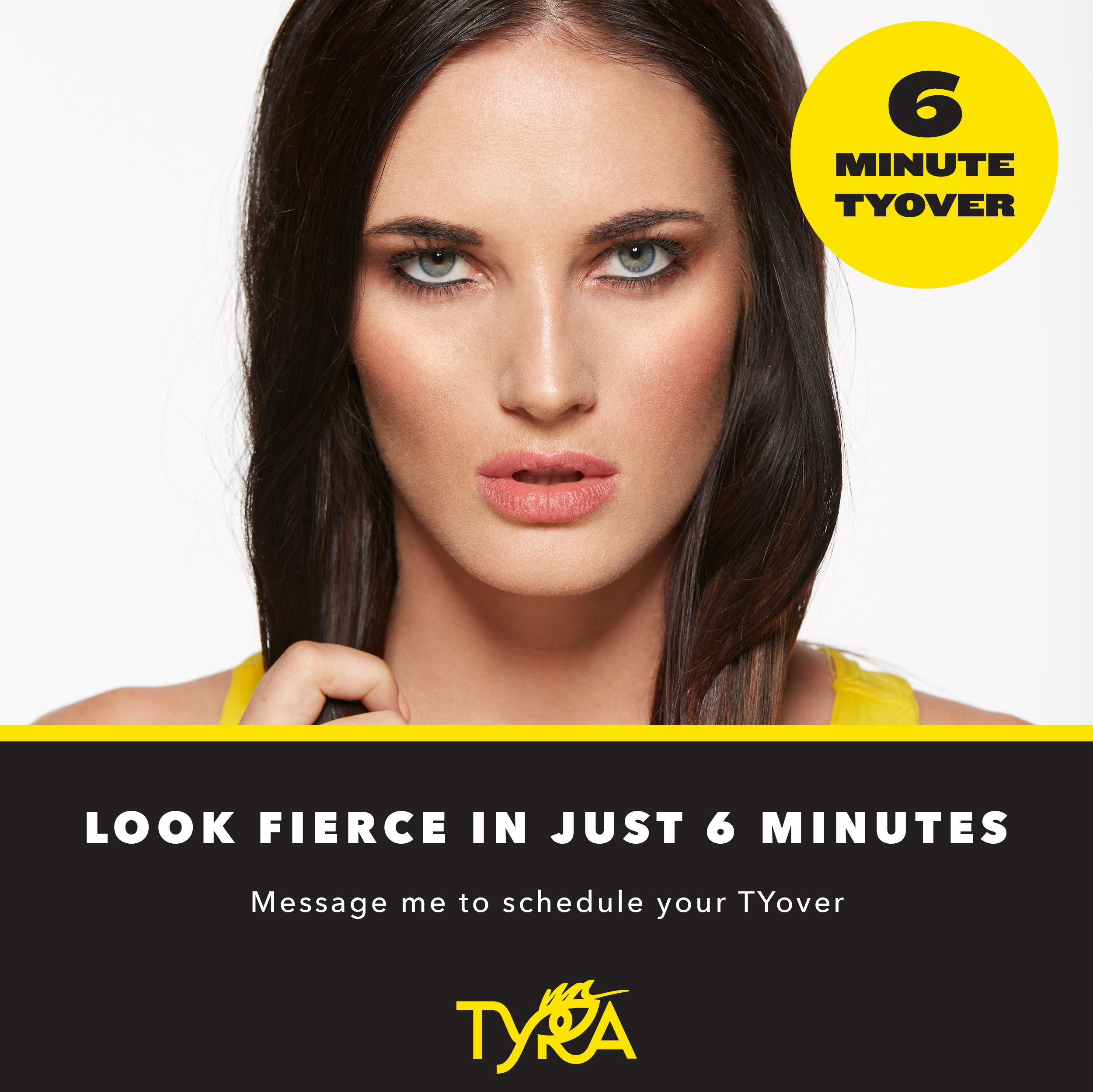 With Tyra Beauty, you don't have to be a professional
