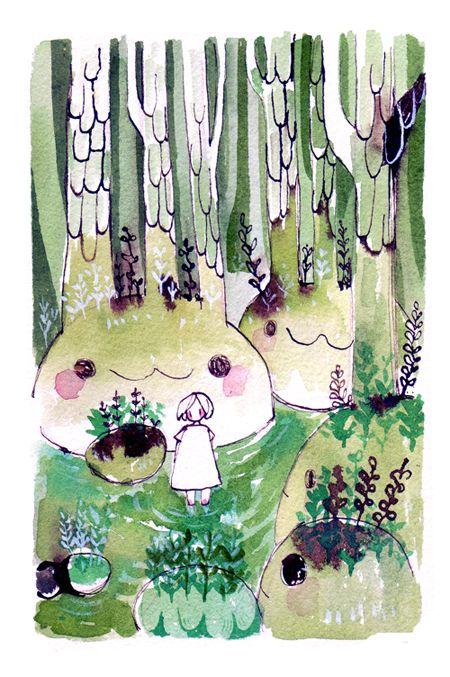 Little Islands by koyamori.deviantart.com on @deviantART