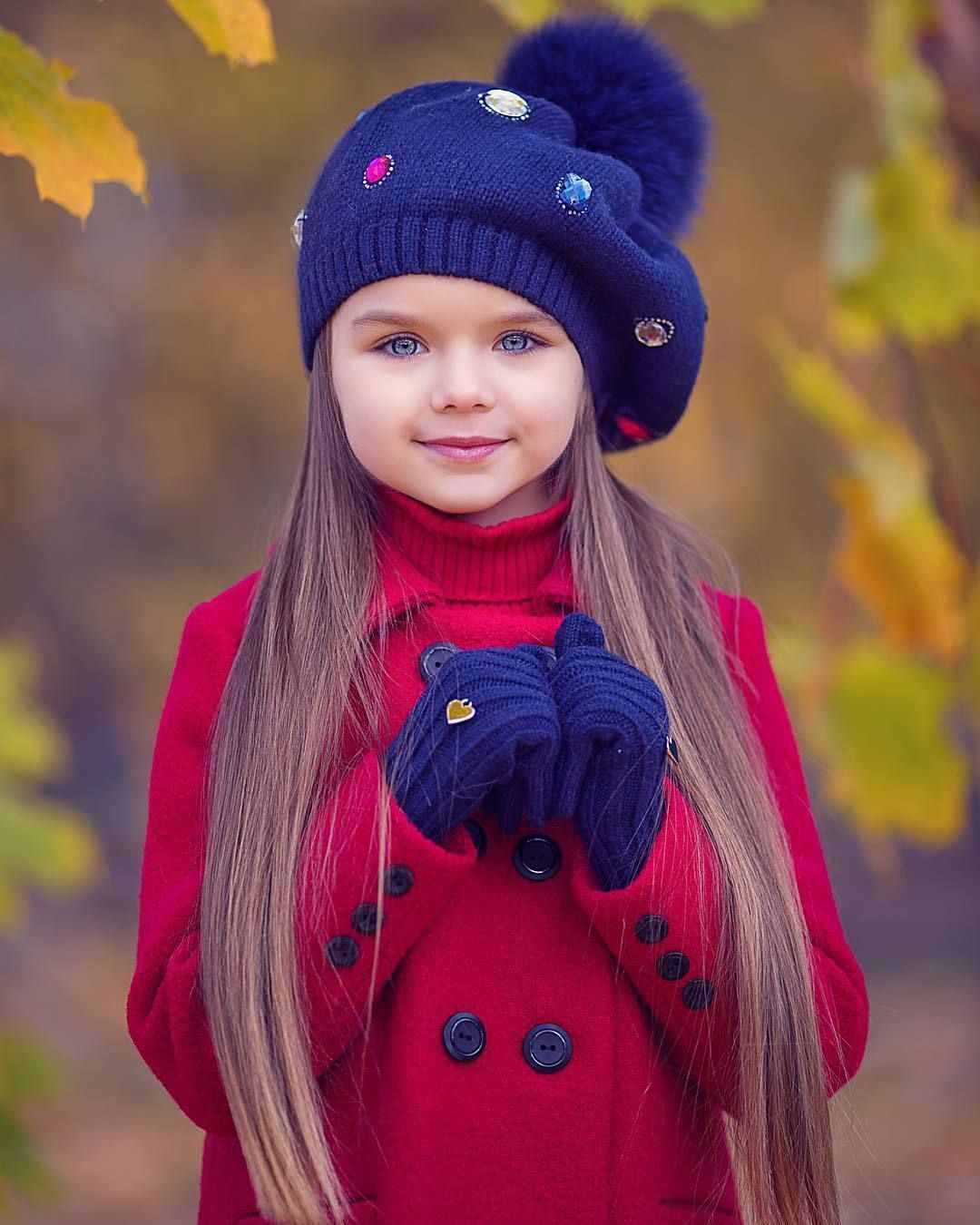 Meet The 6 Year Old Model Hailed As Most Beautiful Girl In The