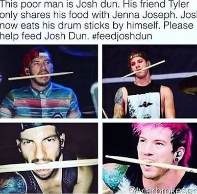 #feedjoshdun