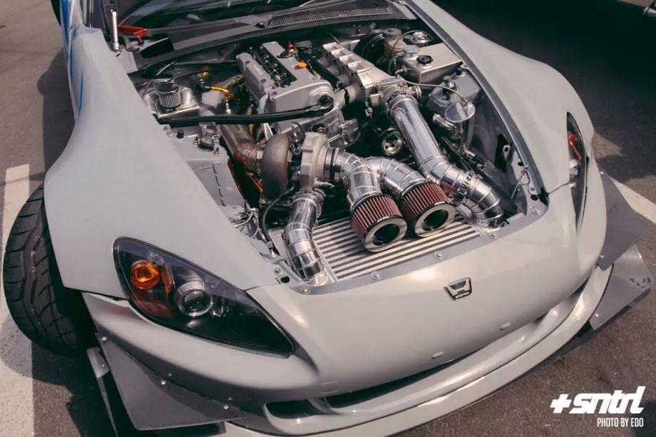 Honda S2000 Turbo Honda Tuner Cars Honda S2000