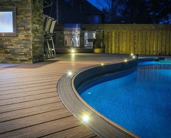 Top 60 Best Deck Lighting Ideas Outdoor Illumination In 2020