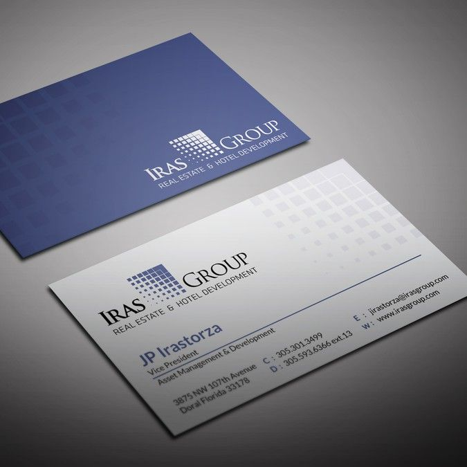 Create A Professional And Captivating Business Card For A Commercial Real Estate Company By Company Business Cards Google Business Card Commercial Real Estate