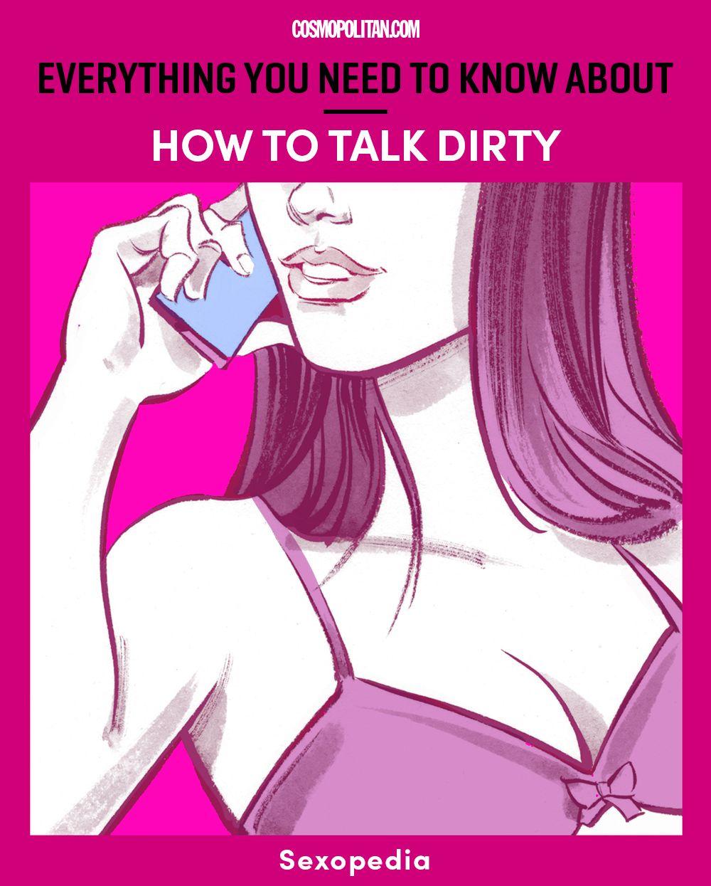 Adult dirty talk