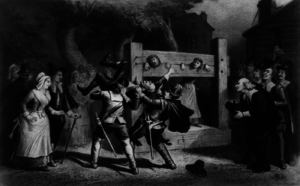 The Salem (and Other) Witch Hunts   Salem witch trials ...