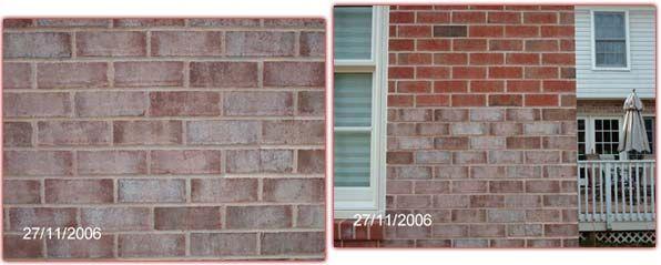 Emejing Exterior Brick Stain Photos   Interior Design Ideas .