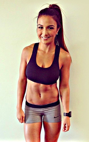 How many sets per workout to get same results like her? we