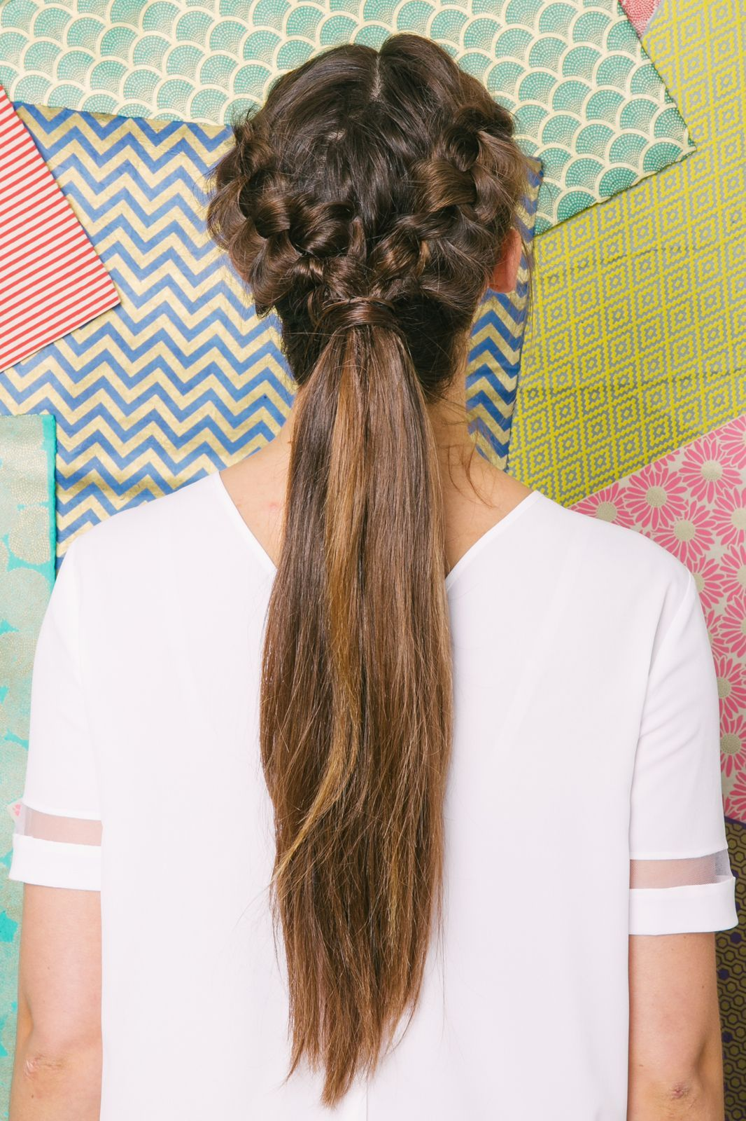 Quick updo looks easy hair styles quick updo ponytail and easy hair
