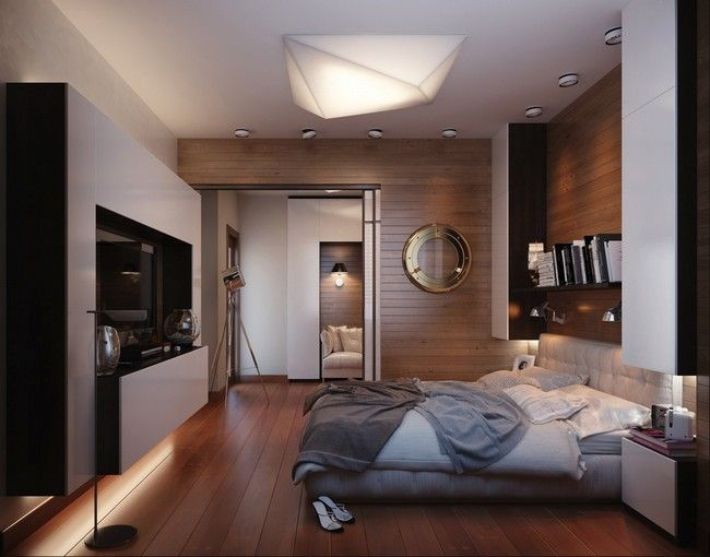 Attractive Tips For Your Basement Bedroom Design Pictures Gallery