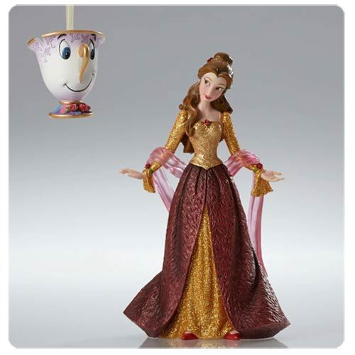 Disney Showcase Beauty and the Beast Belle and Chip Statue - Enesco - Beauty and the Beast - Gift Sets at Entertainment Earth