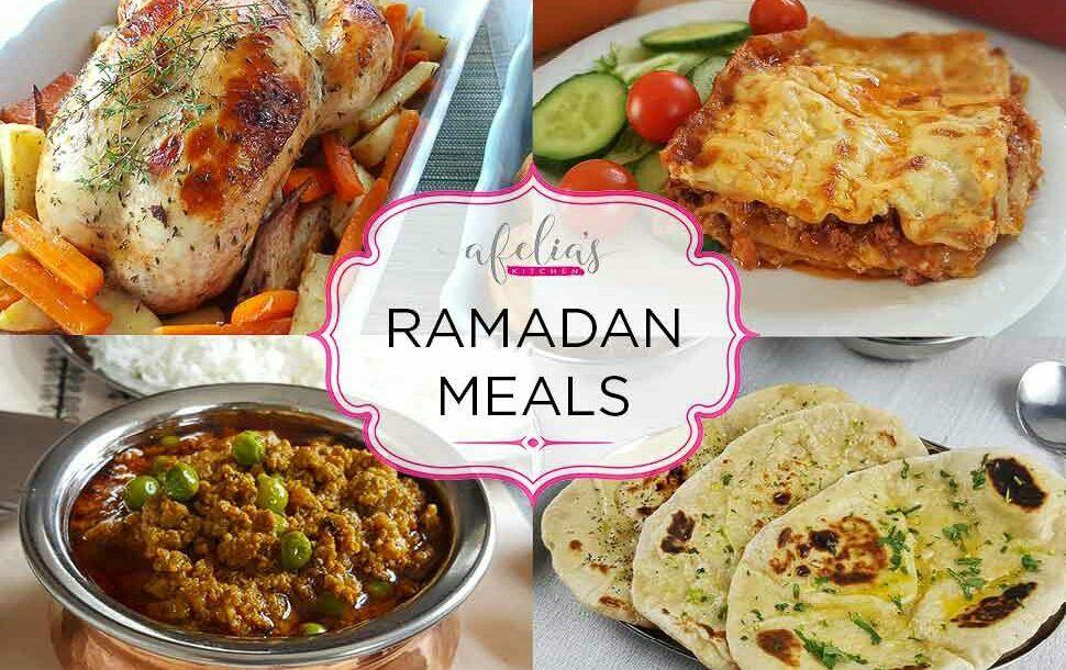 Ramadan Meals Ramadan Recipes Easy Iftar Recipes Food Recipes