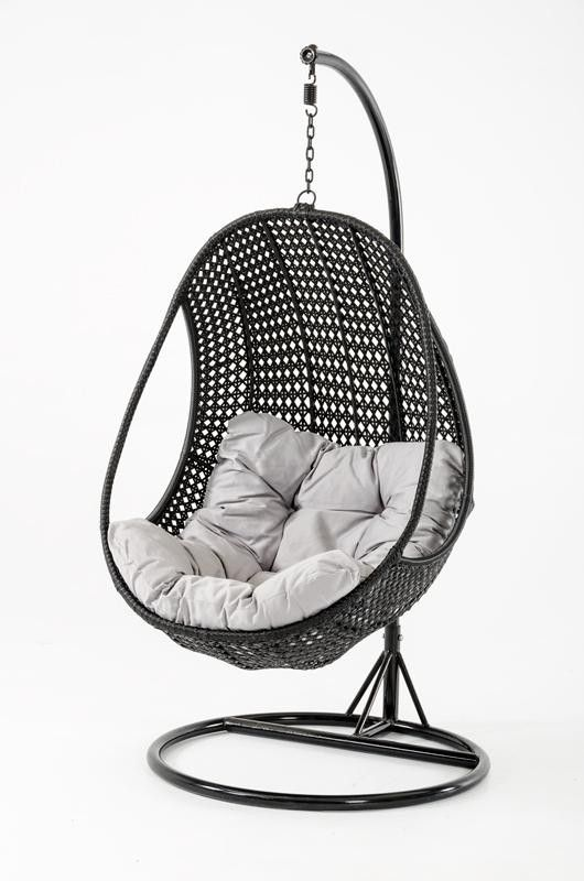 VIG Outdoor Hanging Chair Vgubp00465 U2013 Pearl Igloo | Final Greenhouse |  Pinterest | Outdoor Hanging Chair, Hanging Chair And Rattan