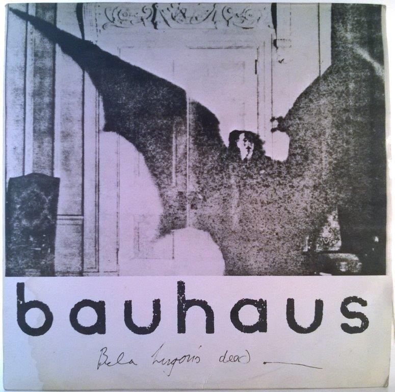 Bauhaus Bela Lugosi S Dead Bauhaus Plyty Winylowe I Tumblr