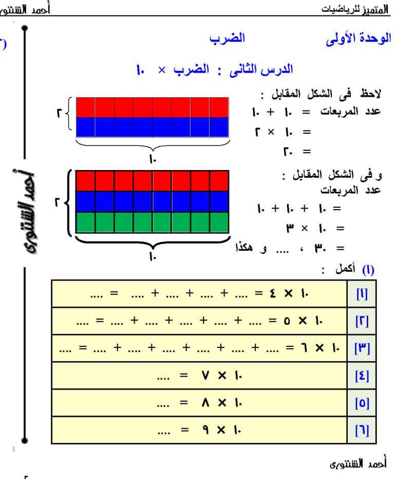 مذكرة رياضيات للصف الثالث الابتدائي الترم الثاني 2020 Chart Sas Periodic Table