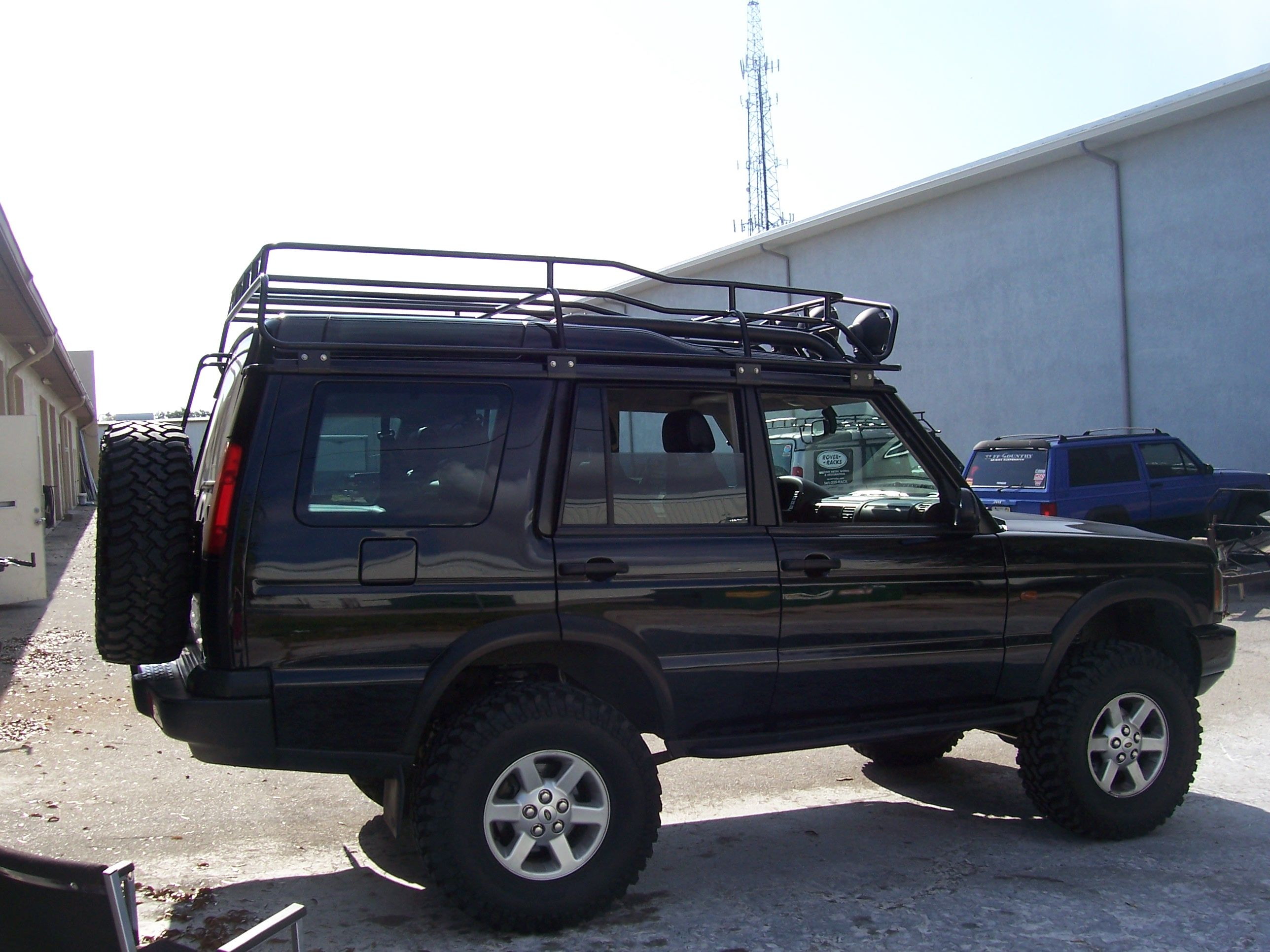 Land rover discovery lifted 41