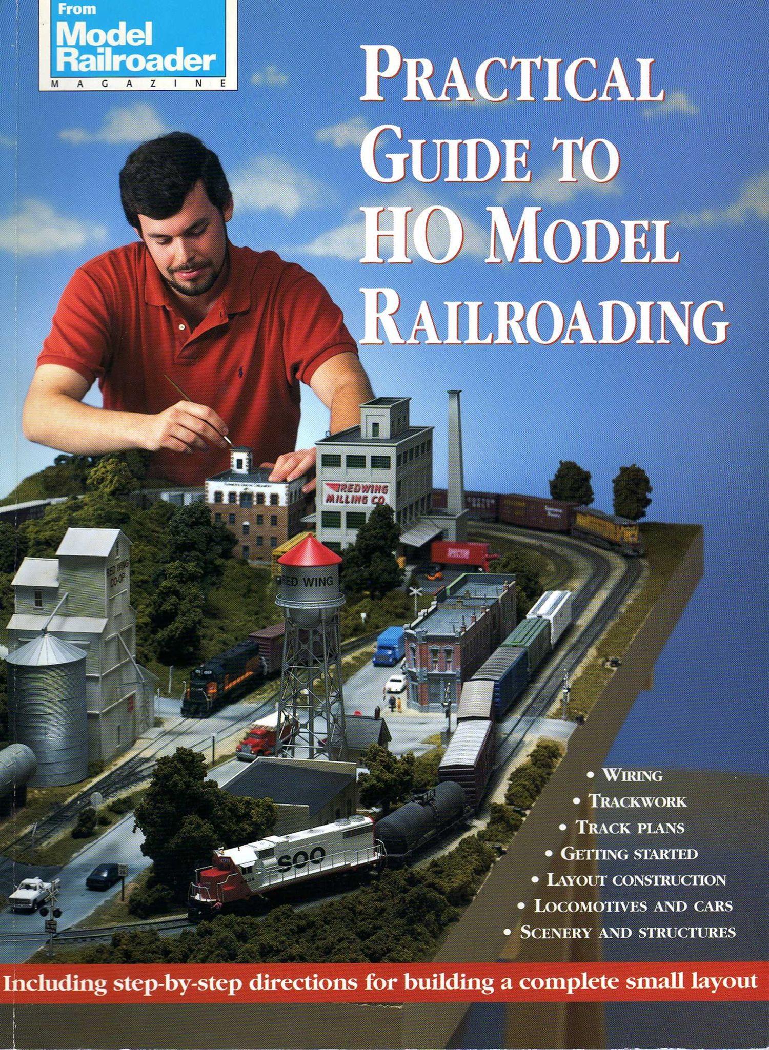 Tremendous The Practical Guide To Ho Model Railroading Kalmbach Books 1986 Wiring Database Rimengelartorg