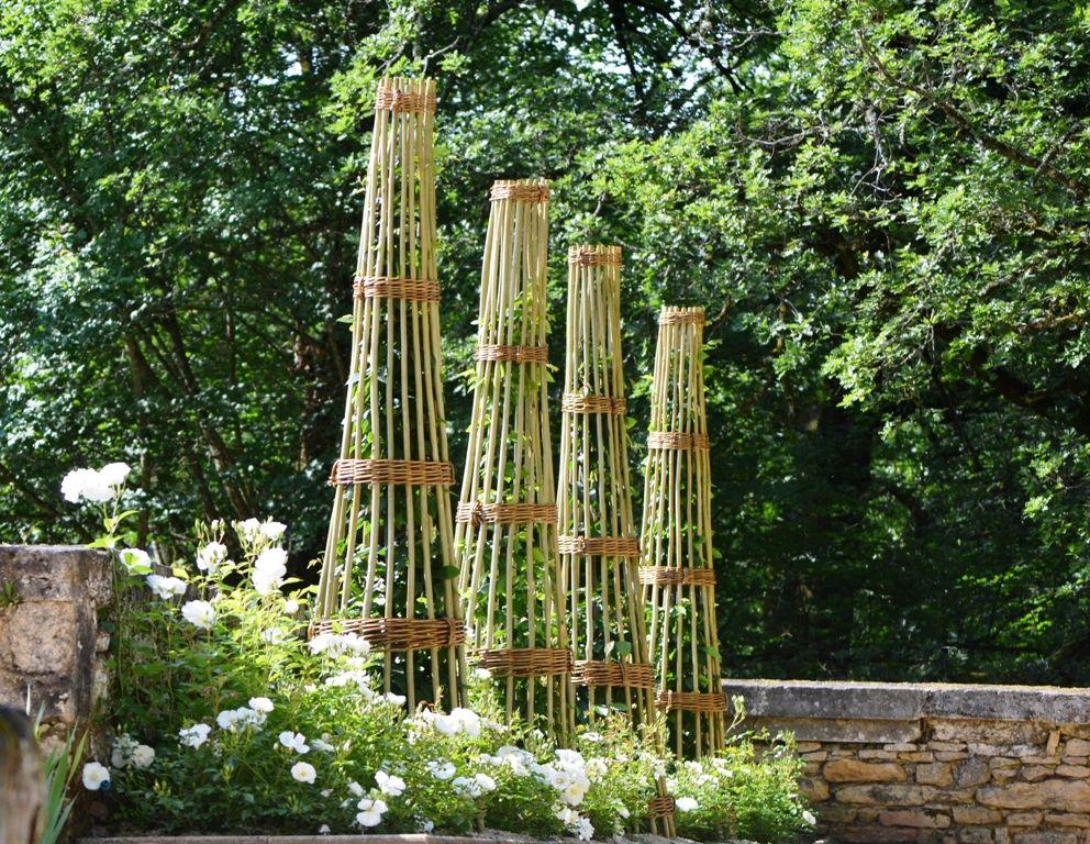 support plantes grimpantes porte pergola pour plante grimpante arceau de jardin pour plantes. Black Bedroom Furniture Sets. Home Design Ideas
