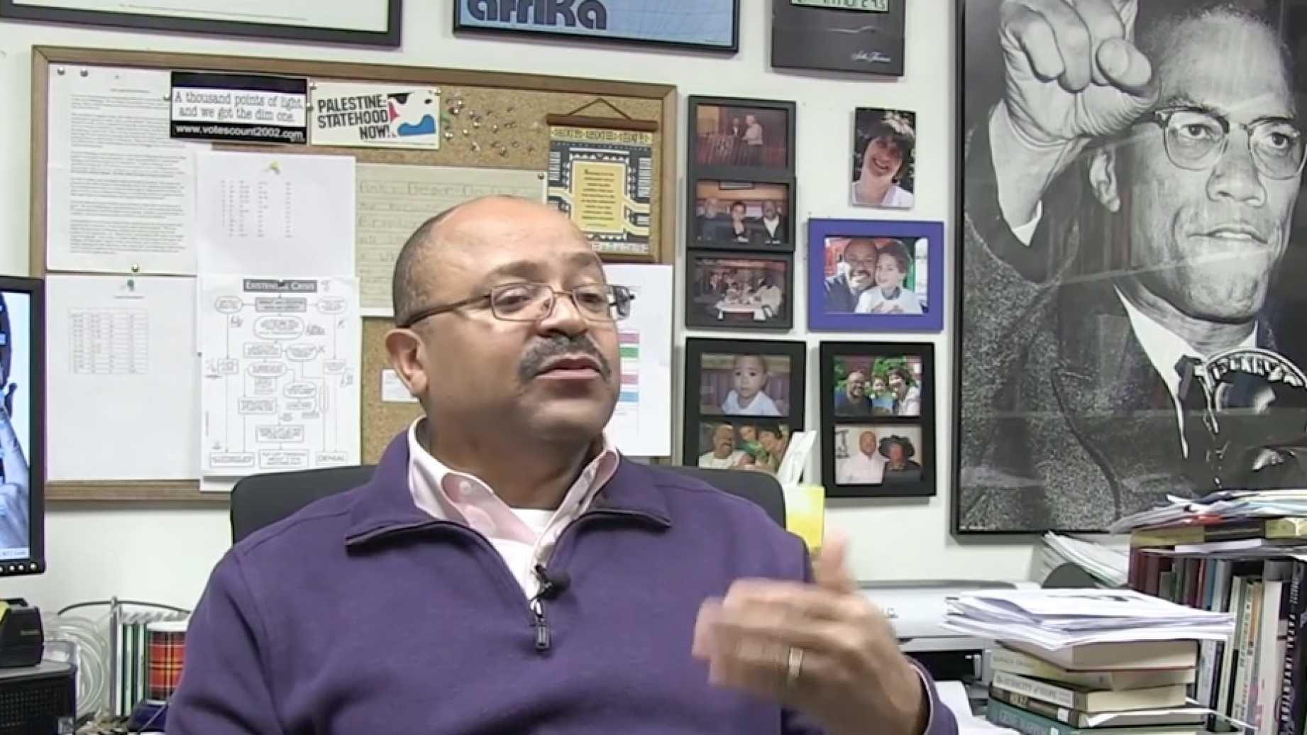 Image result for black professor Professor, University