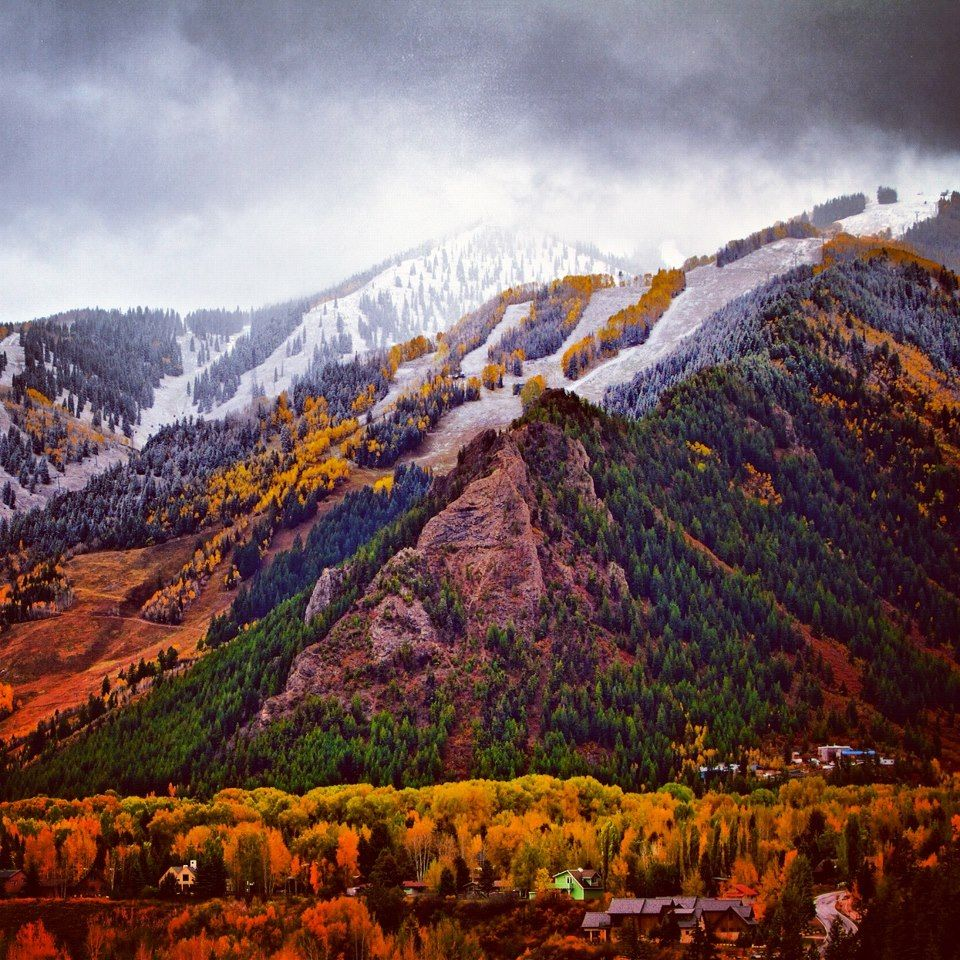Fall in Aspen, COsuch an amazing time to live there