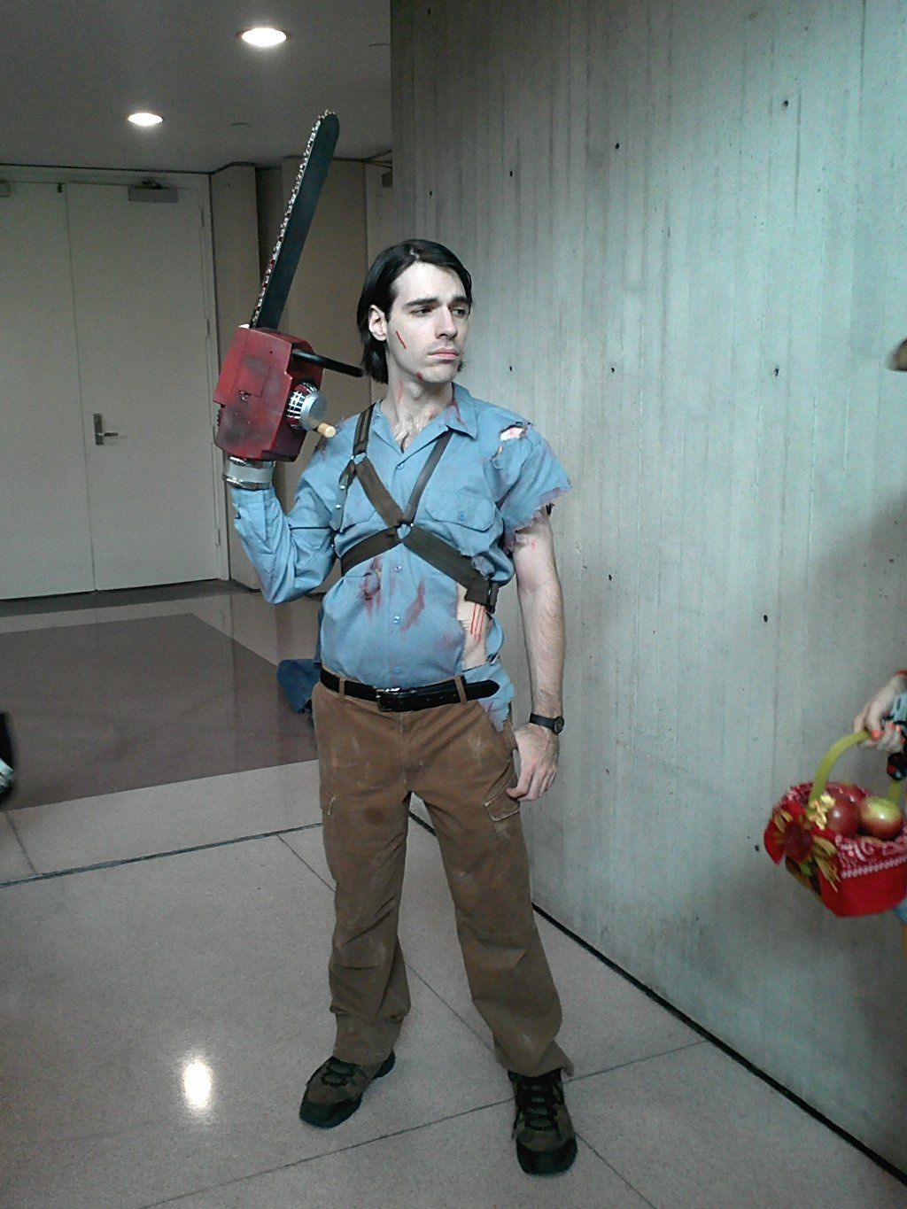 pair halloween costumes evil dead ash cosplay google search