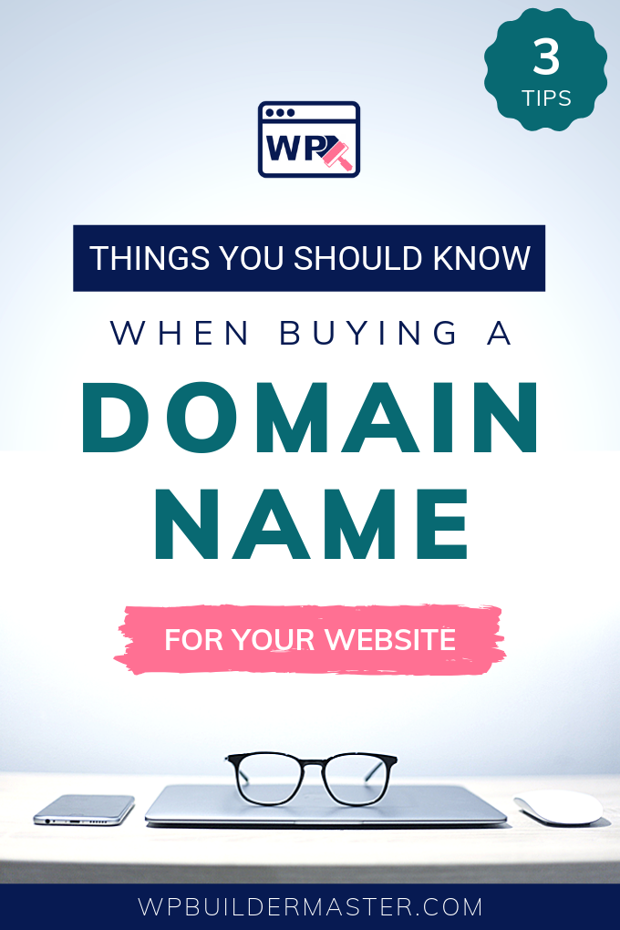 How to Buy a Domain Name for Website Buying Tips 2020