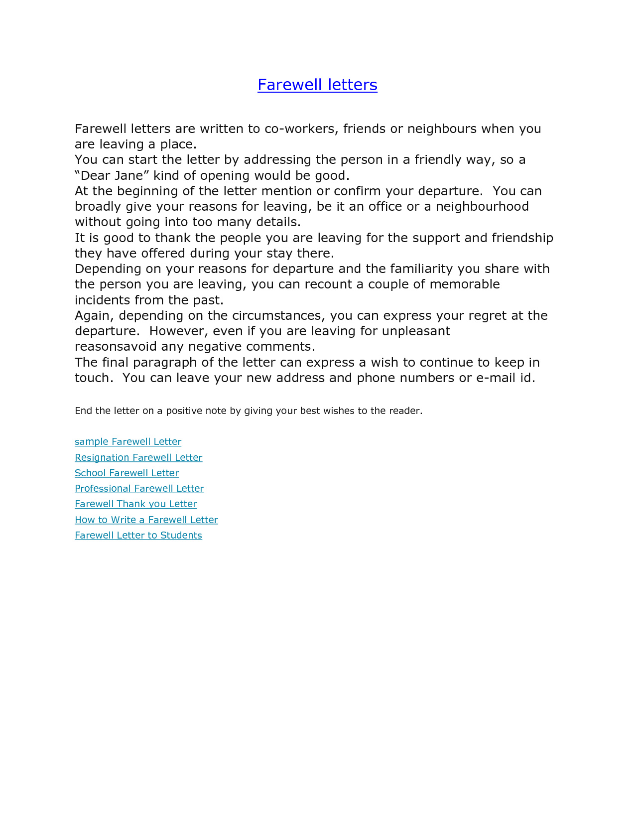 Farewell letter to coworkers samples funny docoments ojazlink apology letter prinl apologize doc former west sample goodbye thecheapjerseys Choice Image