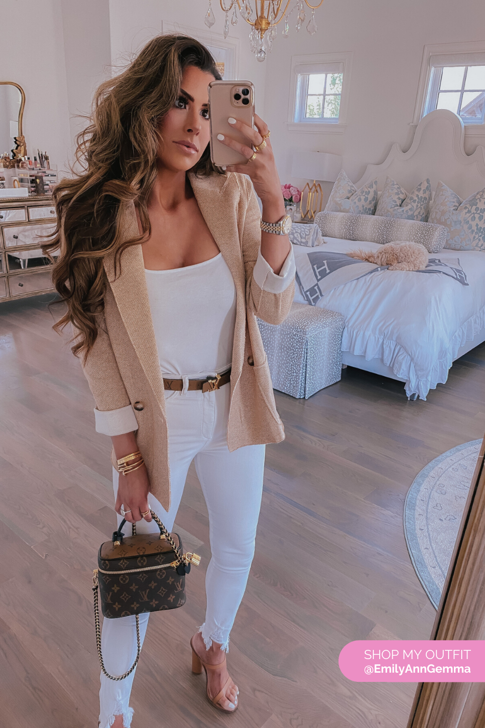 On Trend Chic Summer Outfit In 2020 Chic Summer Outfits Chic