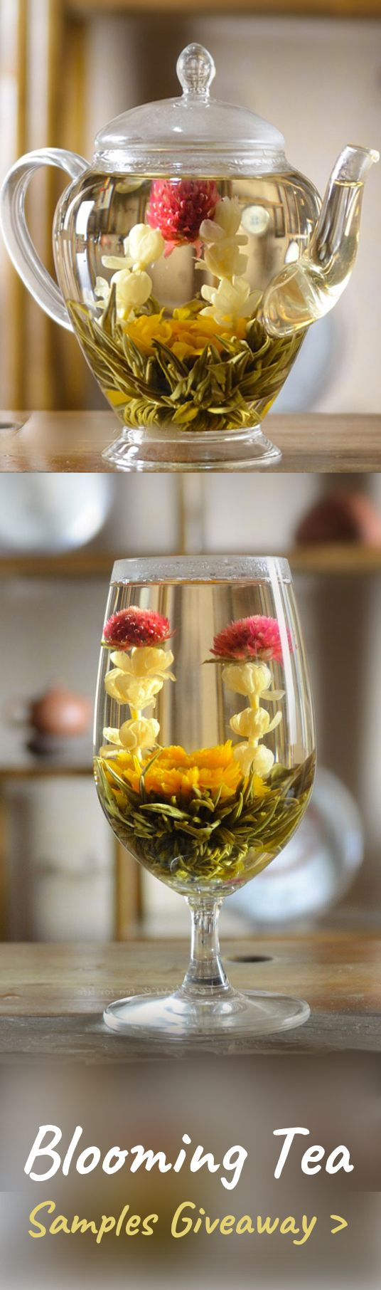 Gift Ideas For Dinner Party Part - 38: We Are Giving Away FREE Samples Of Our Organic Blooming Tea. Itu0027s A Great  Christmas Gift Idea For Tea Lovers, Or For Hosting A Dinner Party.