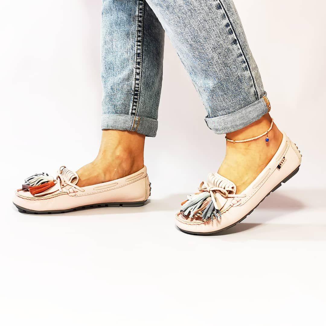 Mokasyny Nessi Ulubiony Model Naszych Klientek W Tym Sezonie W Kolorze Pudrowego Rozu I Jasnego Blekitu Ne Espadrilles Shoes Flat Espadrille