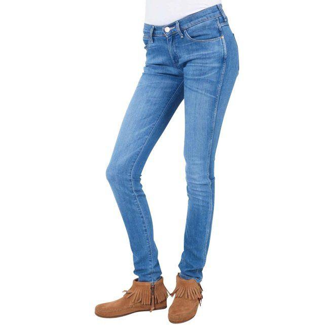 Jeans Corynn Wrangler Bleu WRANGLER