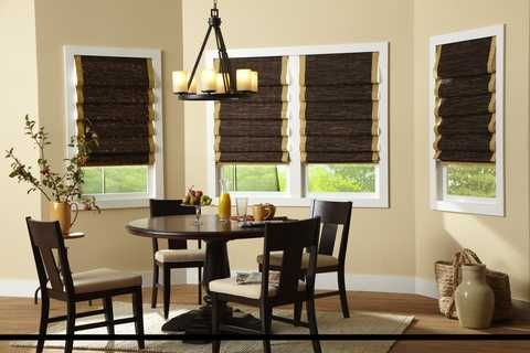 Pin By Louver Shop On Dining Rooms Window Coverings Dining