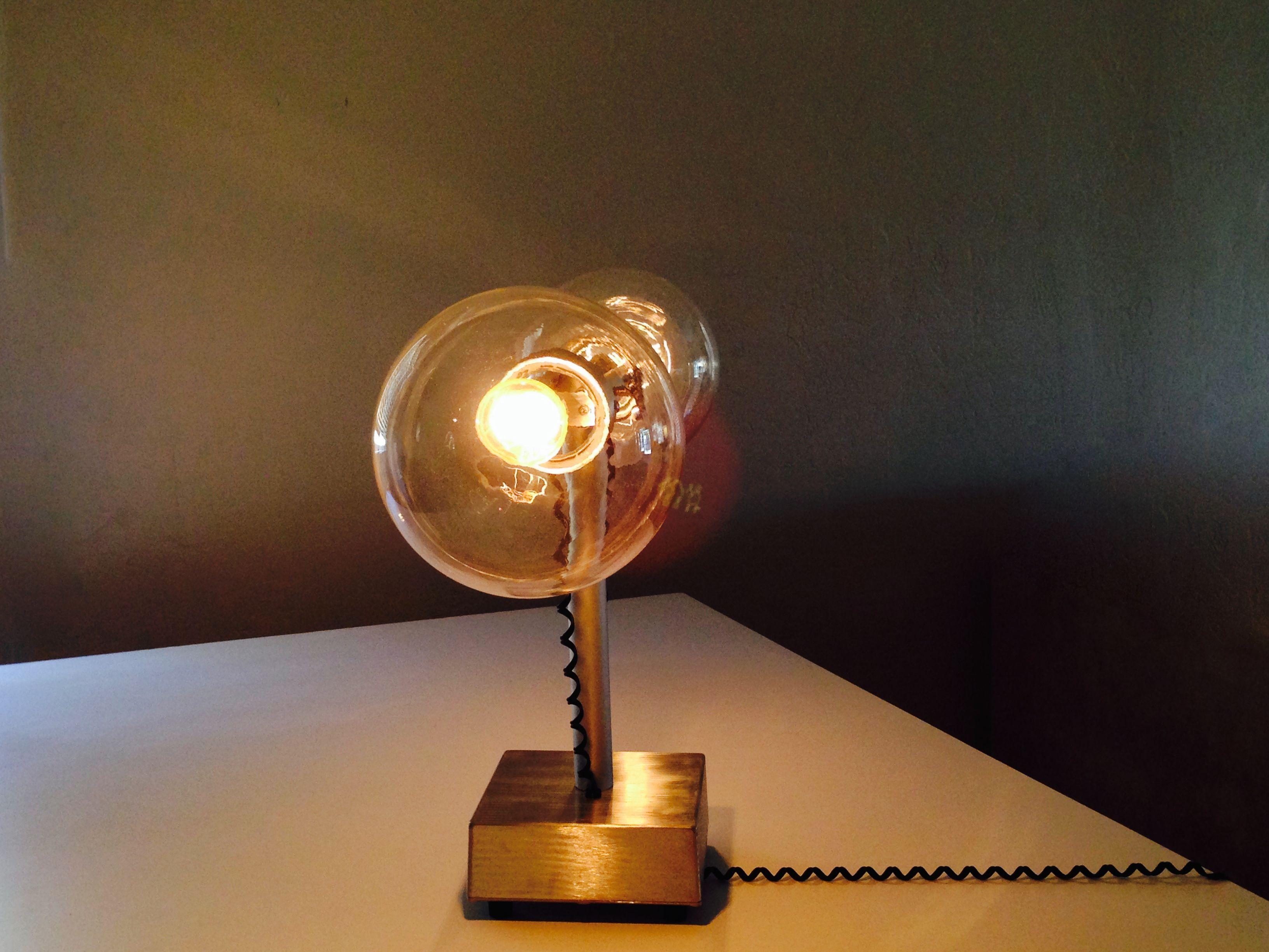 dale rorabaugh is raising funds for franken edison light its alive on kickstarter captivating light art piece that interprets edisons light bulbs - Captivating Light Installation Artists