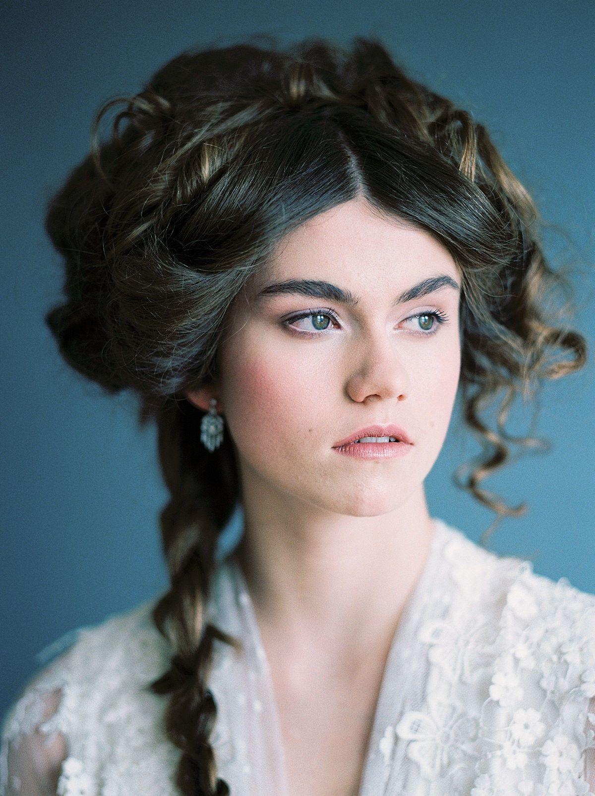Edwardian styled bridal inspiration shoot with verona lain
