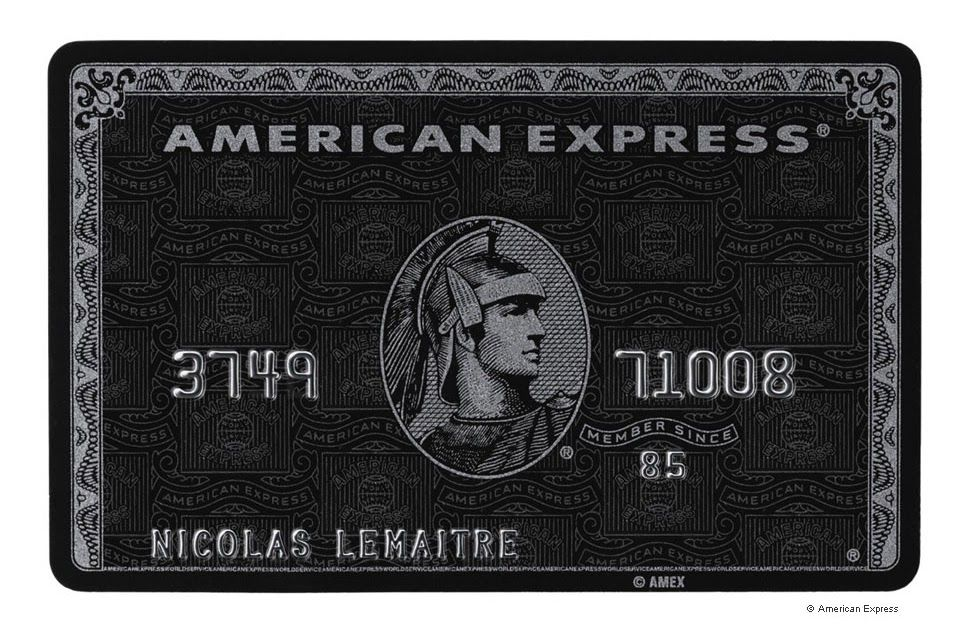 Finding Accurate Information About The American Express Centurion Card Aka The Black Credit Card Design American Express Black Card American Express Centurion